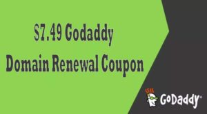 $7.49-Godaddy-domain-renewal-coupon