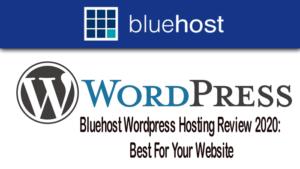 Bluehost-wordpress-hosting-review-2020